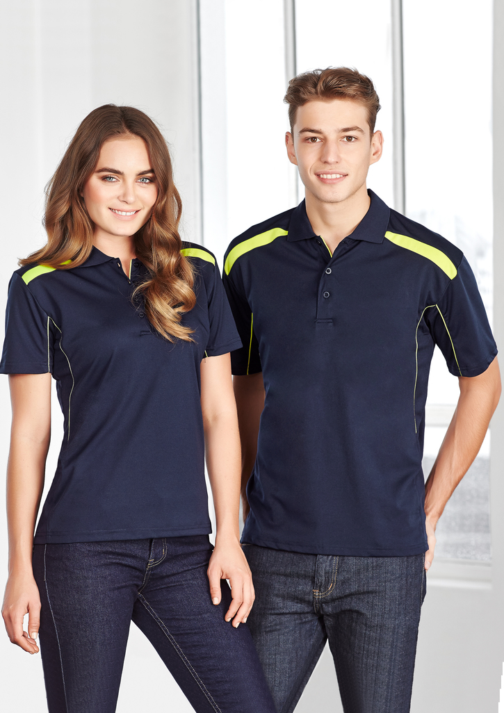 United S/S Ladies Polo