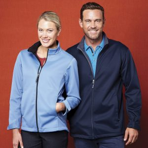 BONDED SOFTSHELL JACKET