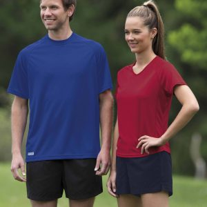 Dri Gear Plain Raglan Tee - Mens