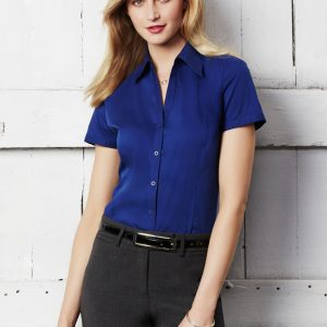Metro Ladies S/S Shirt