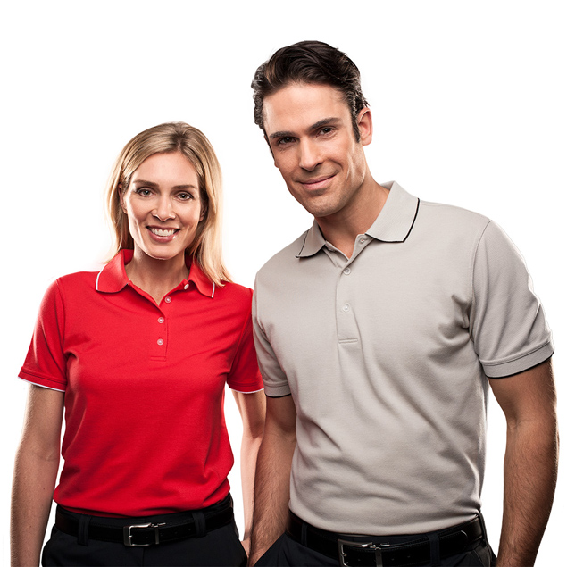 SPORTE LEISURE Men's Duet Polo