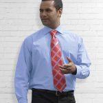 The Prince of Wales Check Shirt - Mens