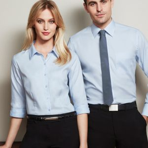 Luxe Ladies ¾/S Shirt