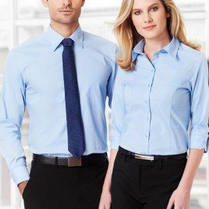 Chevron Ladies ¾/S Shirt