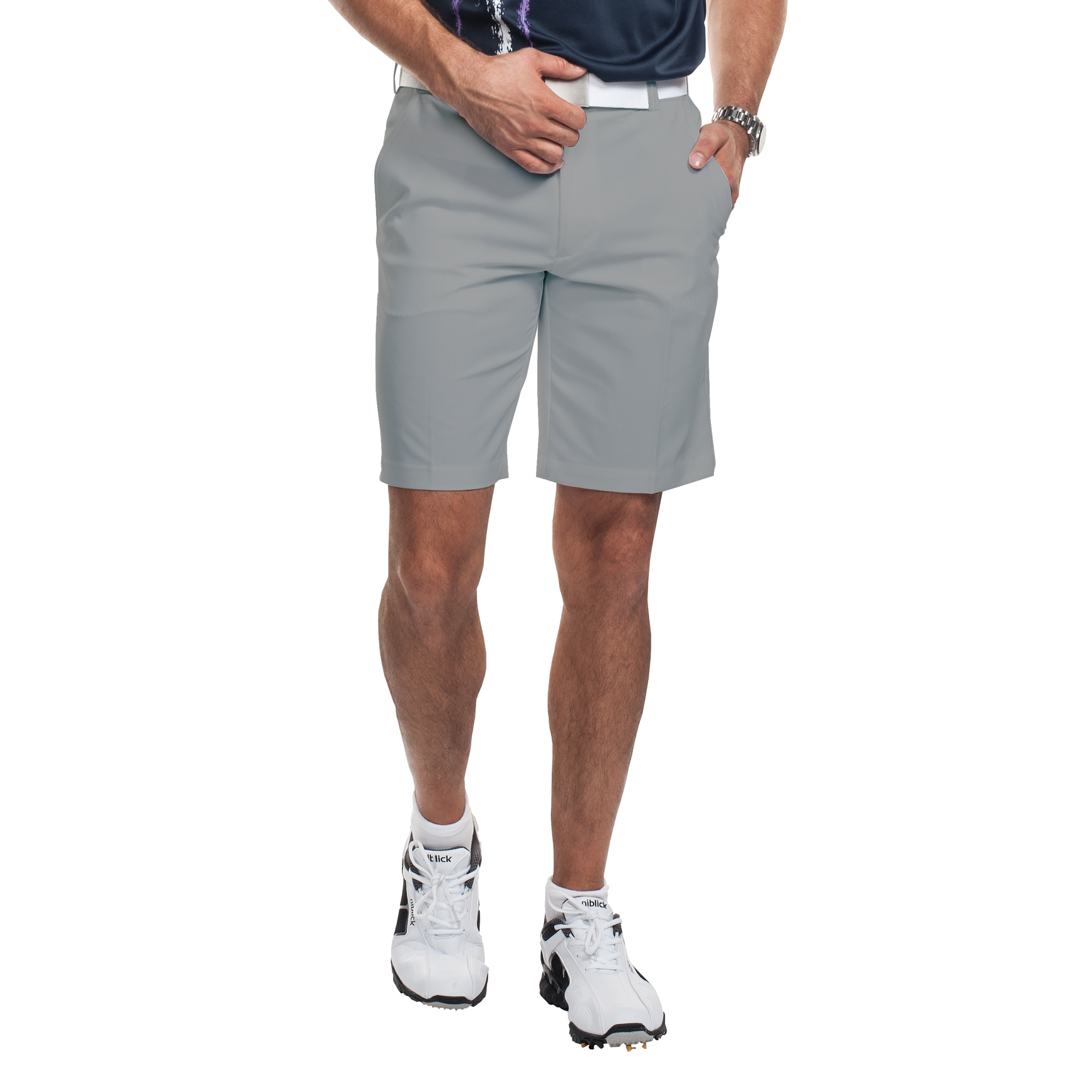 SPORTE LEISURE Men's Plain Wicking Short