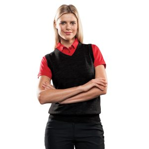 SPORTE LEISURE Ladies V-Neck Vest