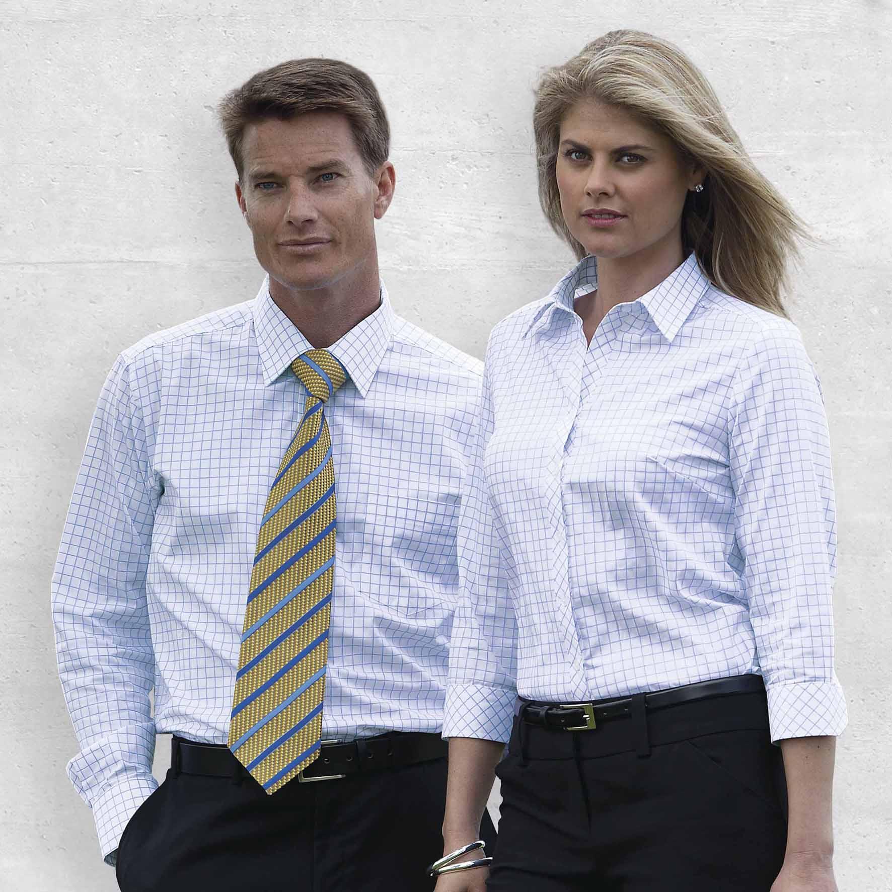 The Axiom Check Shirt - Womens