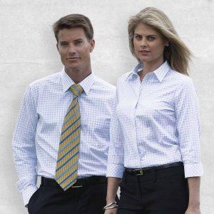 The Axiom Check Shirt - Mens
