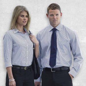 The Folio Check Shirt - Mens