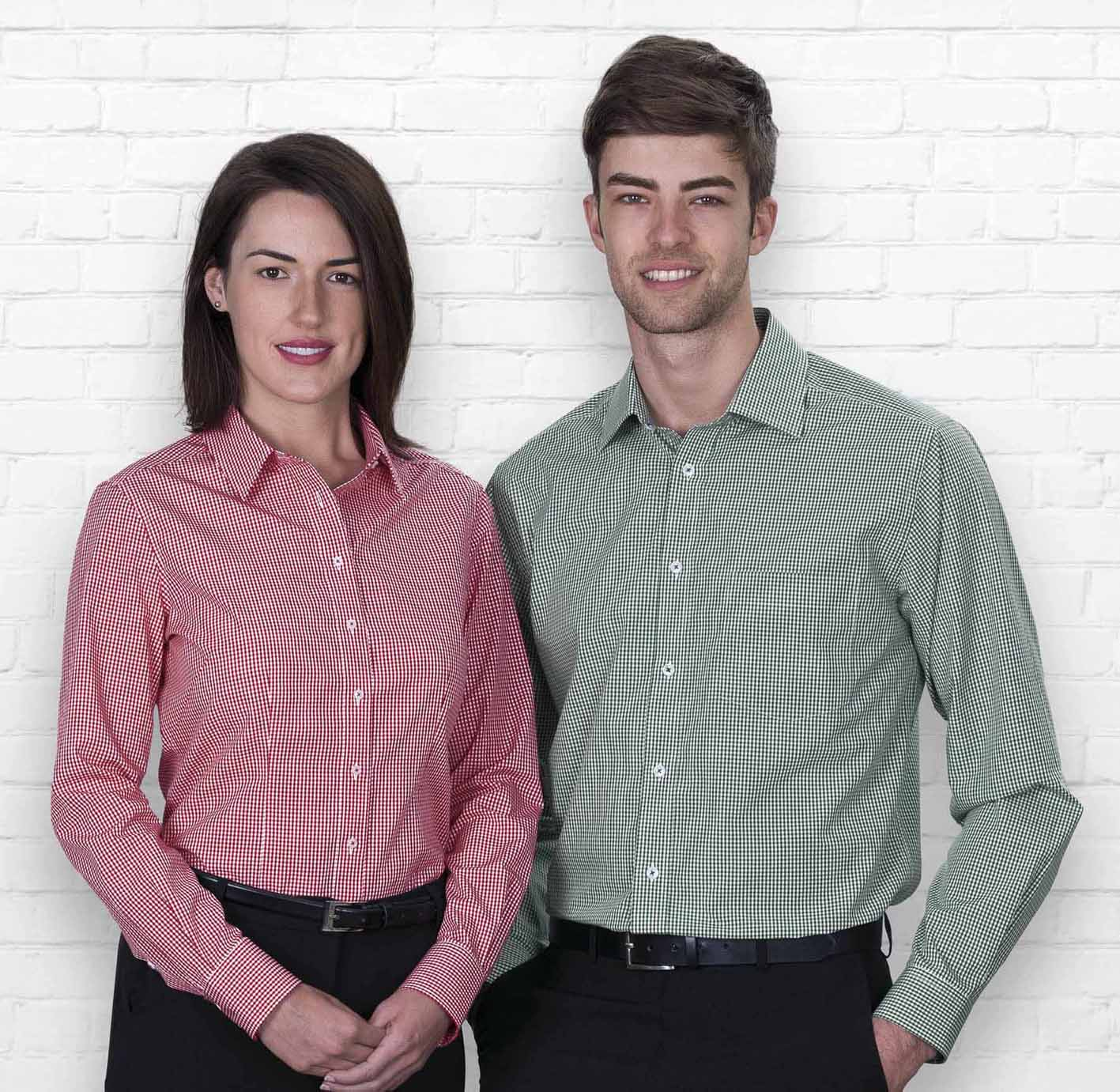 The Kingston Check Shirt - Mens