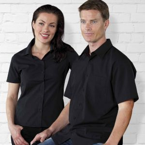 The Republic Short Sleeve Shirt - Mens