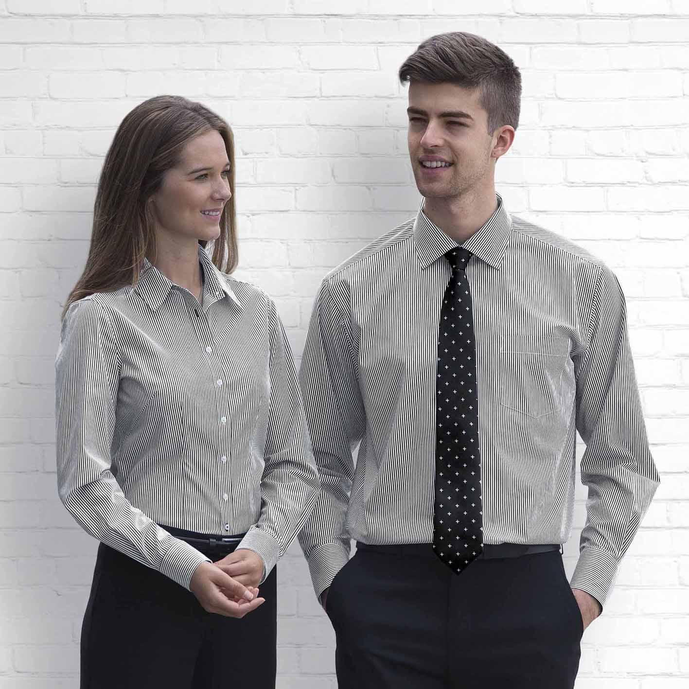 The Wynyard Stripe Shirt - Womens
