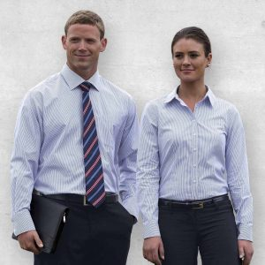 The Yale Stripe Shirt - Womens