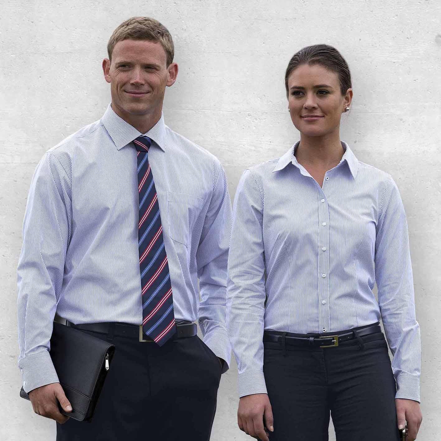 The Yale Stripe Shirt - Mens