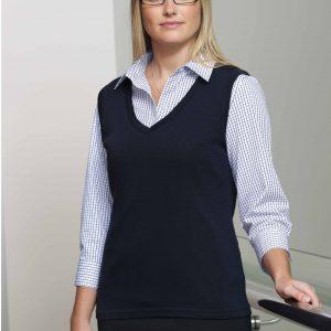 Merino Vest - Womens