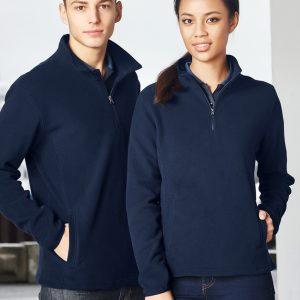 Trinity Mens ½ Zip Pullover