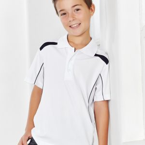 United S/S Kids Polo