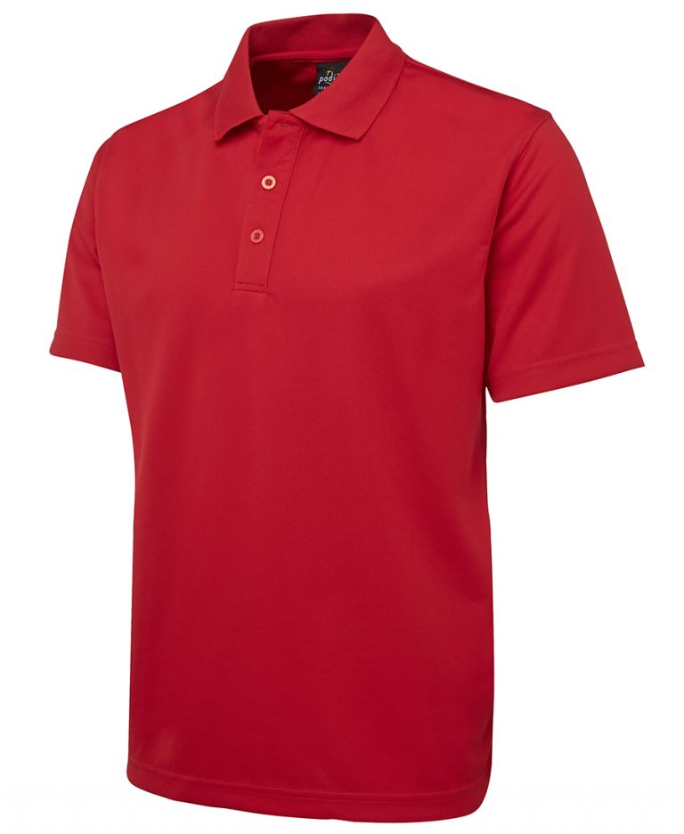 PODIUM S/S POLY POLO