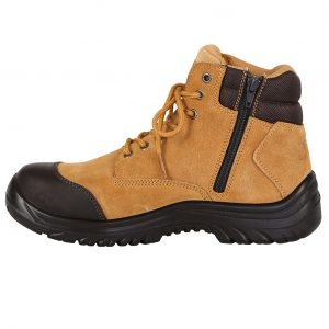 JB's STEELER ZIP SAFETY BOOT