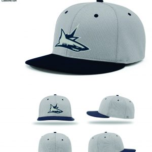 FITTED SHARKS PLAYER CAP – PTS-40 – RETAIL f9270e026257